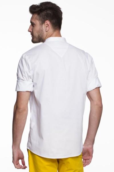 Bata Masculina Branca